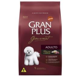 Ração Gran Plus Gourmet Ovelha e Arroz para Cães Adultos 15kg