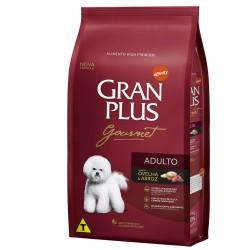 Ração Gran Plus Gourmet Ovelha e Arroz para Cães Adultos 3kg