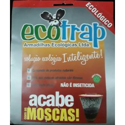 ARMADILHA ECOLOGICA MOSCA C/ISCA ECOTRAP