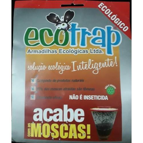 ARMADILHA ECOLOGICA MOSCA C/ISCA ECOTRAP