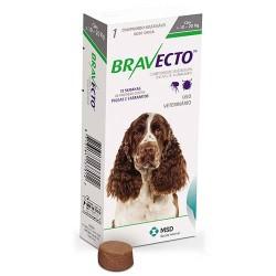 Bravecto Anti Pulgas E Carrapatos Para Cães De 10 A 20 kg