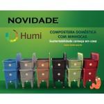 Composteira Doméstica Humi Verde